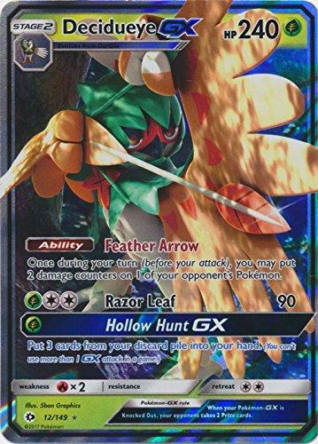 Decidueye-GX - 12/149 - Ultra Rare - Pokemon Sun & Moon