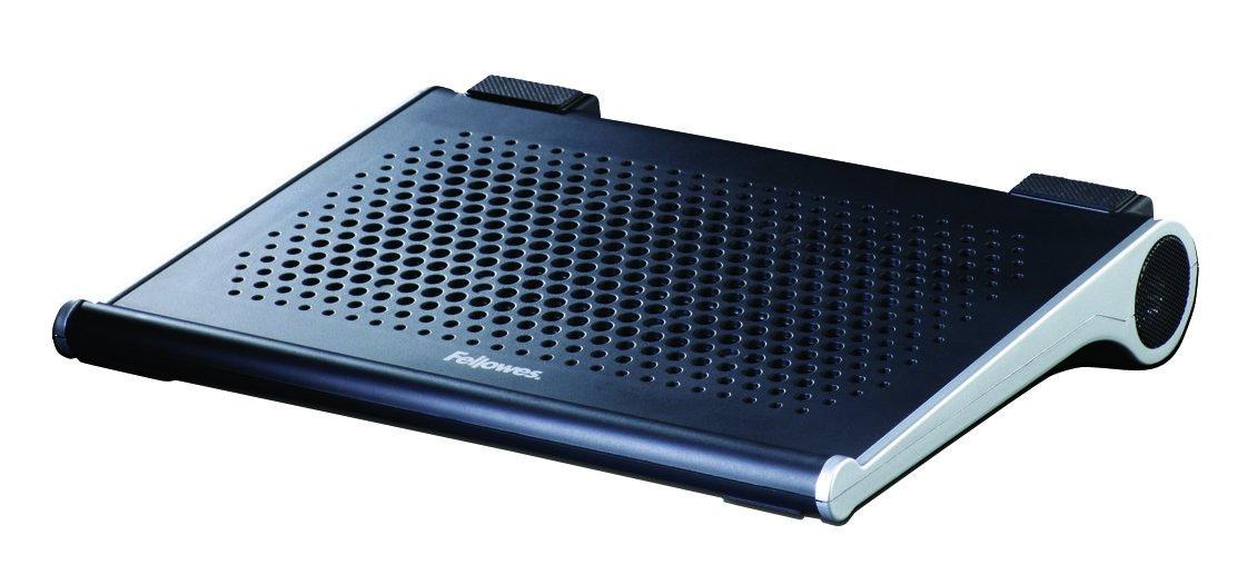 Fellowes 8018601 - Base de refrigeración para ordenador portátil de 14