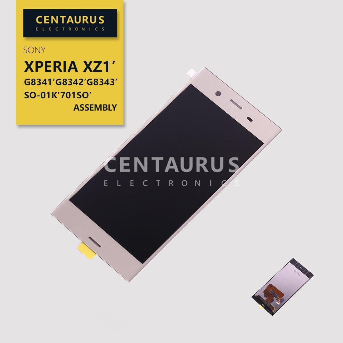 Pantalla digitalizadora para Sony Xperia XZ1 G8341 G8342