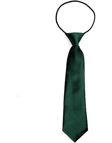 CNBB Cravatta con Cerniera Cravatta con///Cerniera da/8 Cm 7 Cm/per Uomo Cravatte Pronte A Righe da Lavoro