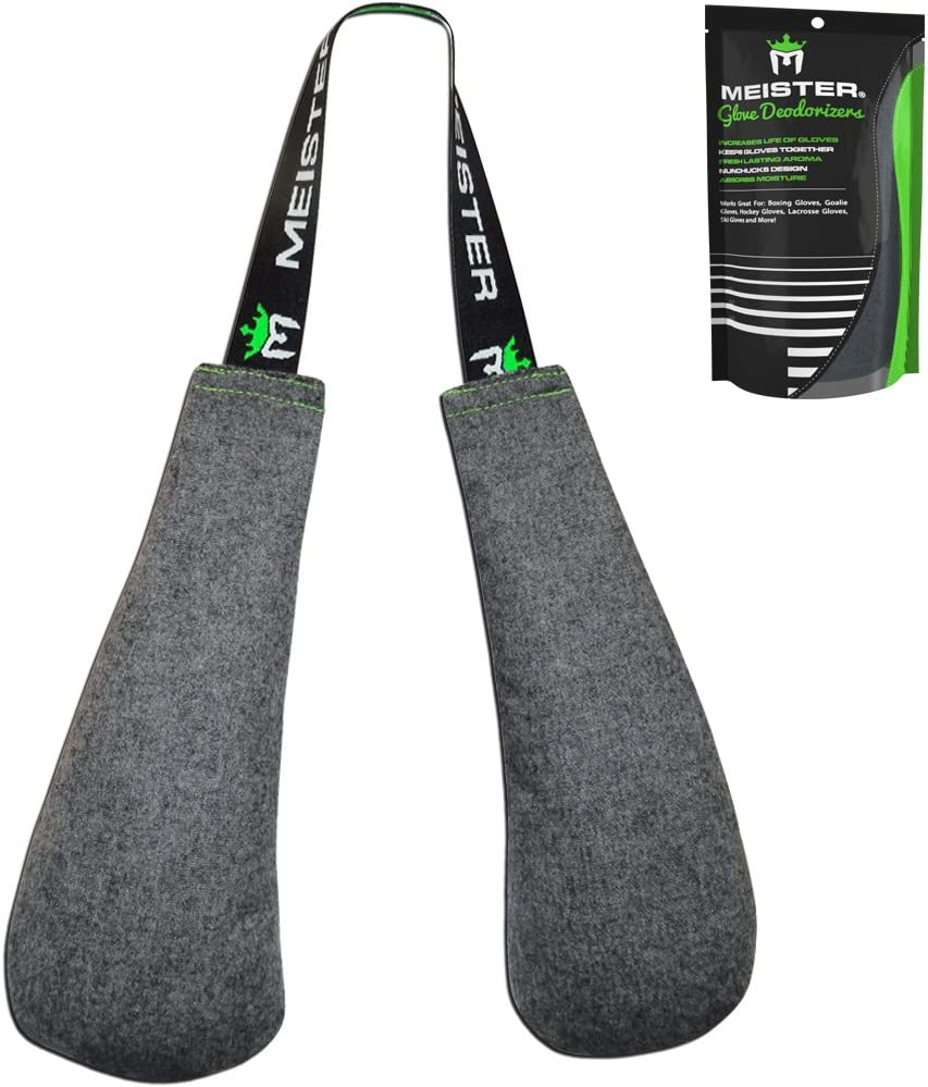 Meister Glove Deodorizers for Boxing and All Sports - Absorbs Stink and Leaves Gloves Fresh - Fresh Linen : Sports & Outdoors