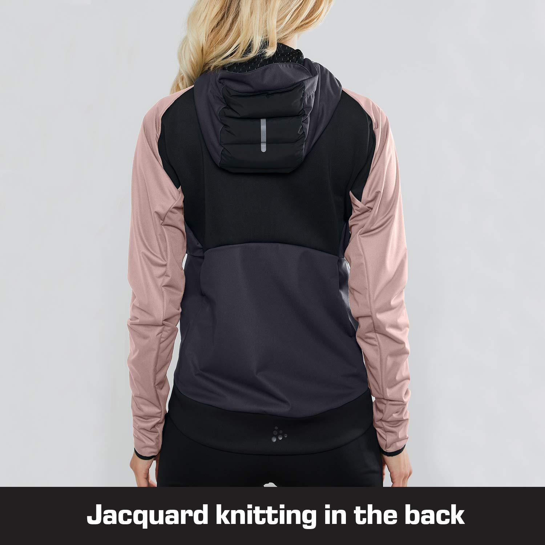 Craft Women/'s Pursuit Primaloft Cross Country Skiing Jacket