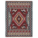 Pure Country Inc. Painted Hills Sunset Tapestry Throw