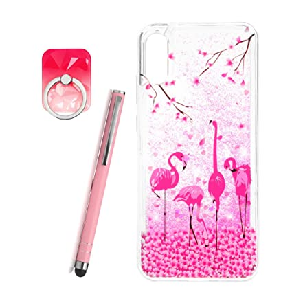 coque huawei y6 2019 paillette