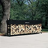 1/2 Cord PLUS Woodhaven Firewood Rack and Cover