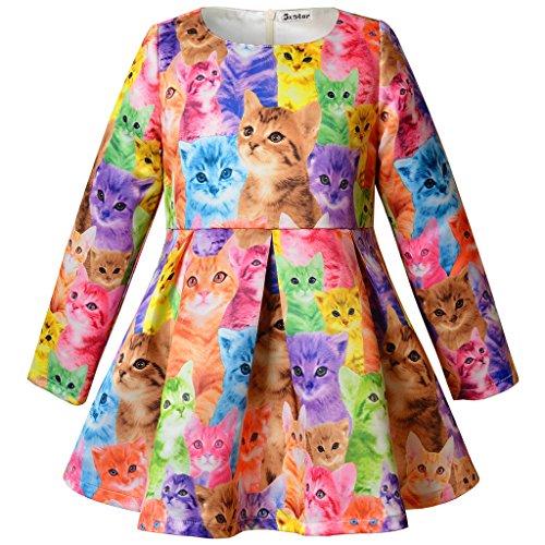 Pleated Satin Top Dress - 1