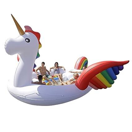 Amazoncom Sun Pleasure Party Bird Island Giant Unicorn Float