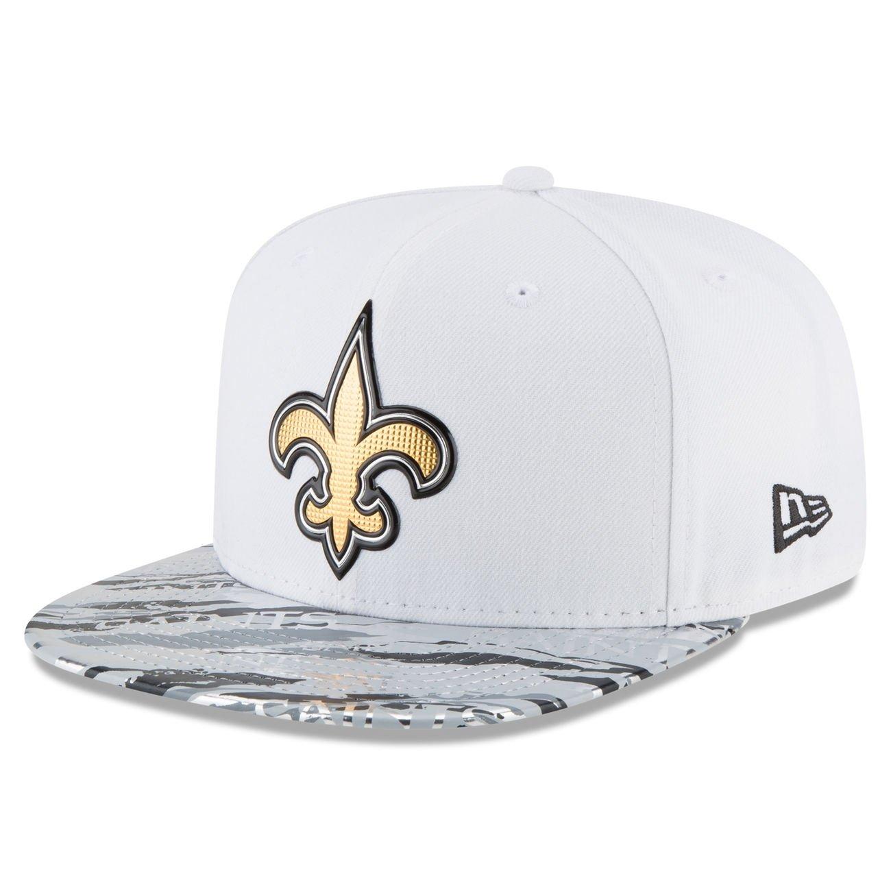 33a99114 New Era New Orleans Saints 2016 Color Rush Snapback NFL Cap: Amazon ...