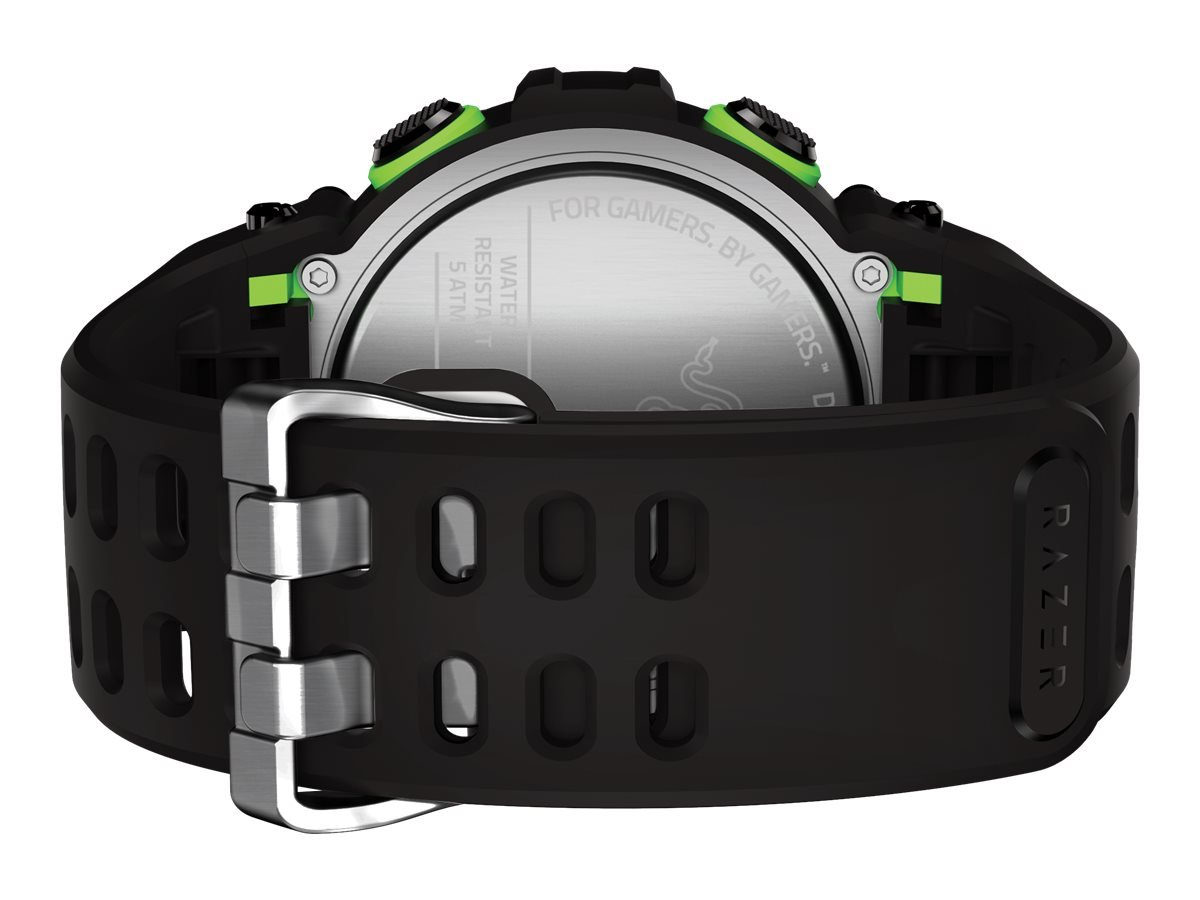 Razer Nabu Watch OLED Negro Reloj Inteligente: Amazon.es ...