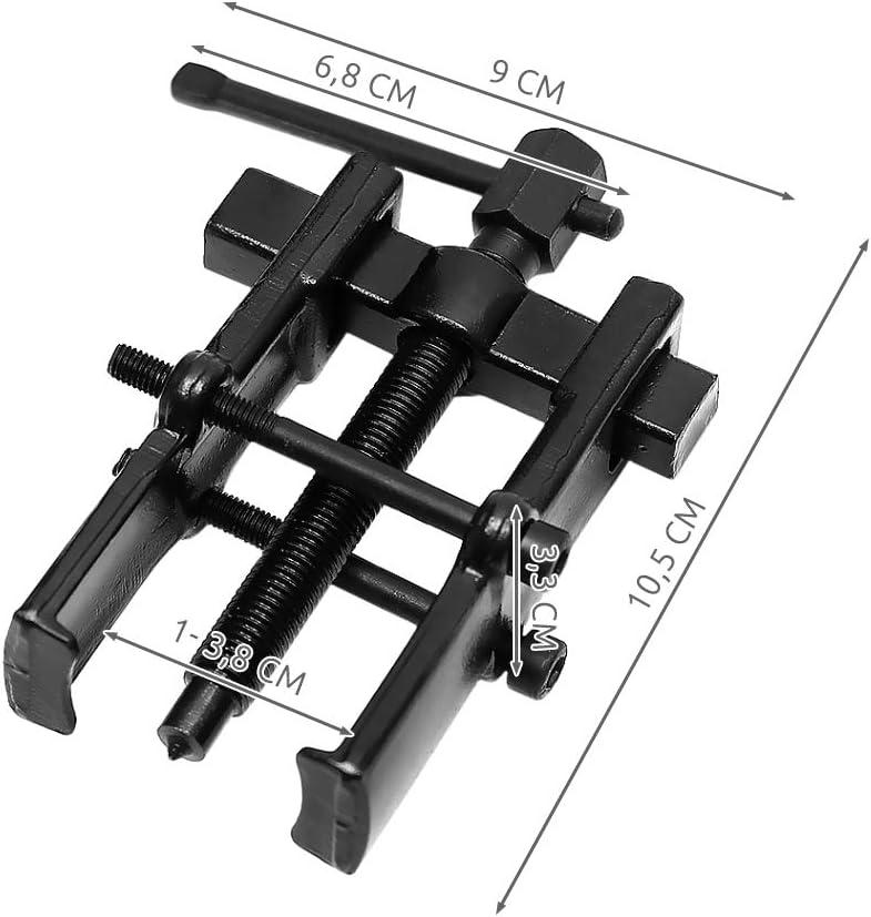 Estrattore parallelo con 2 bracci regolabili Electric 6675 albero motore 6-28 mm