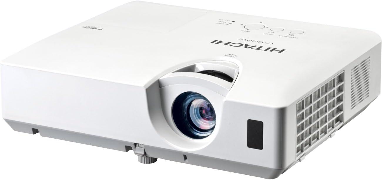 Hitachi CPX4042WN Video - Proyector (4200 lúmenes ANSI, 3LCD, XGA ...