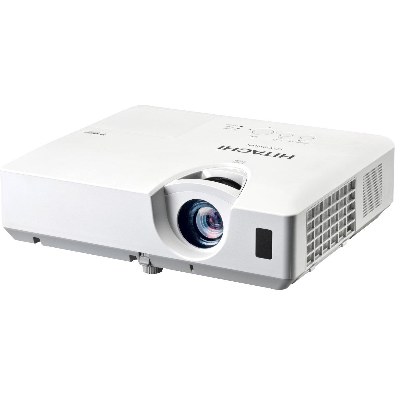 Hitachi CP-X4042WN LCD Projector - 720p - HDTV - 4:3