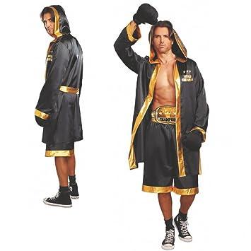 Traje del boxeador, tamaño L, campeón del mundo de boxeo ...
