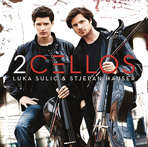 2Cellos Performed by Stjepan Hauser and Luka Sulic Audio CD