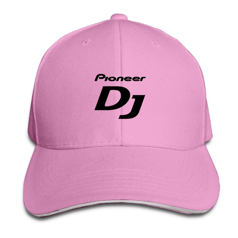 Couple Baseball Cap Pioneer DJ Print Mens Womens Baseball Caps Adjustable Snapback Caps Hats Man Femal Hat