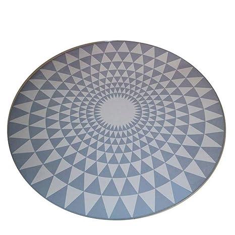 Amazon.com: Bac bac Round Carpet/Contemporary Area Rugs ...