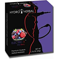 Hydro Herbal Hookah Molasses, Wild berry