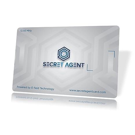 Secret Agent El Bloqueo de la Tarjeta RFID sin Contacto ...