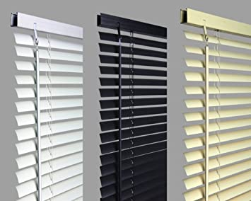 new 120cm white pvc venetian blinds available in 10 sizes and 3 colours buy
