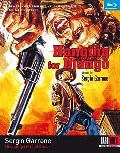 Hanging For Django (Una lunga fila di croci) [Blu-ray]