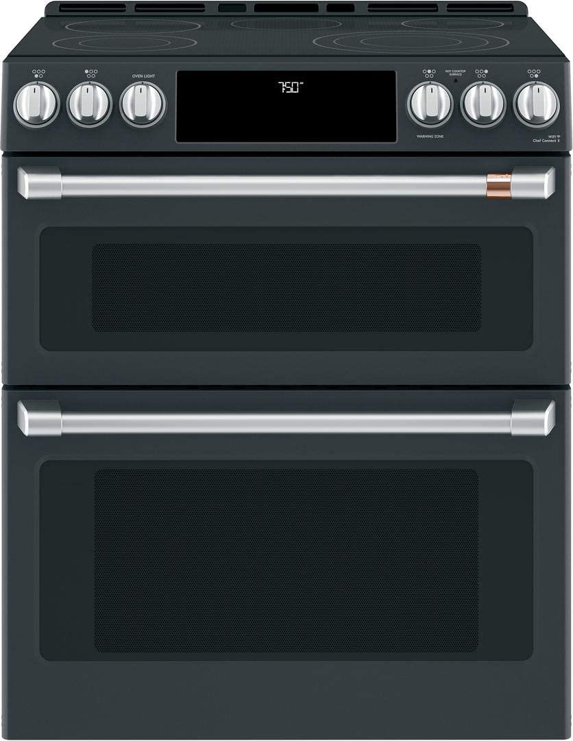 Appliances Slide-In Ranges ghdonat.com Ge Cafe CES750P3MD1 ...