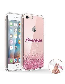 coque iphone 7 princesse