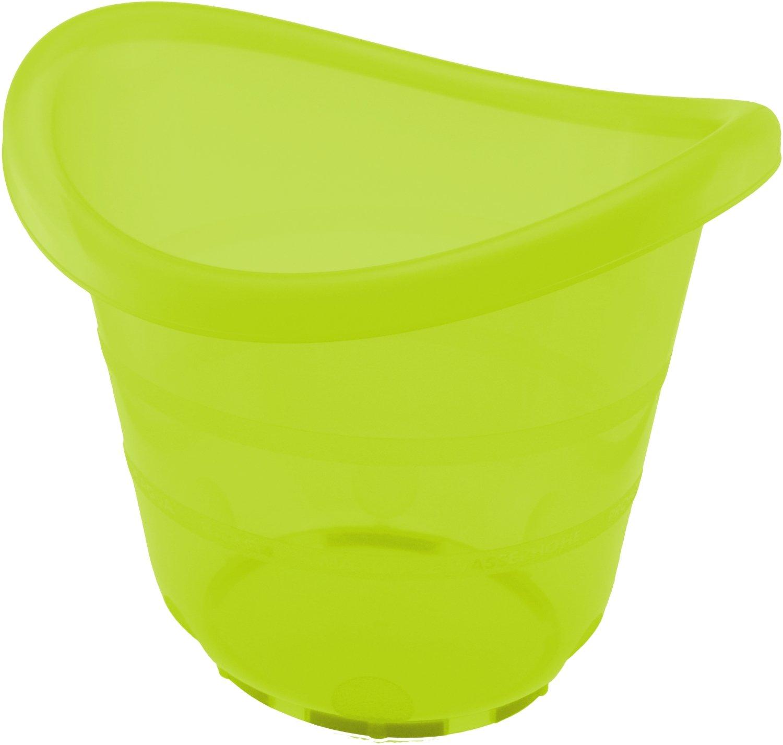 Bieco 79000062 - Baby Badeeimer grün, ca. 38 x 34 x 33 cm Supa GmbH