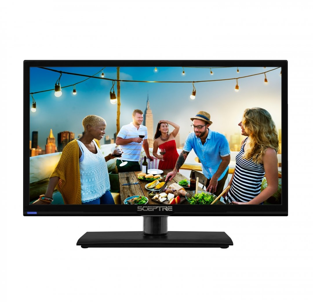 Sceptre E205BV-SMQC 20'' 720p 60Hz Class LED HDTV by Sceptre