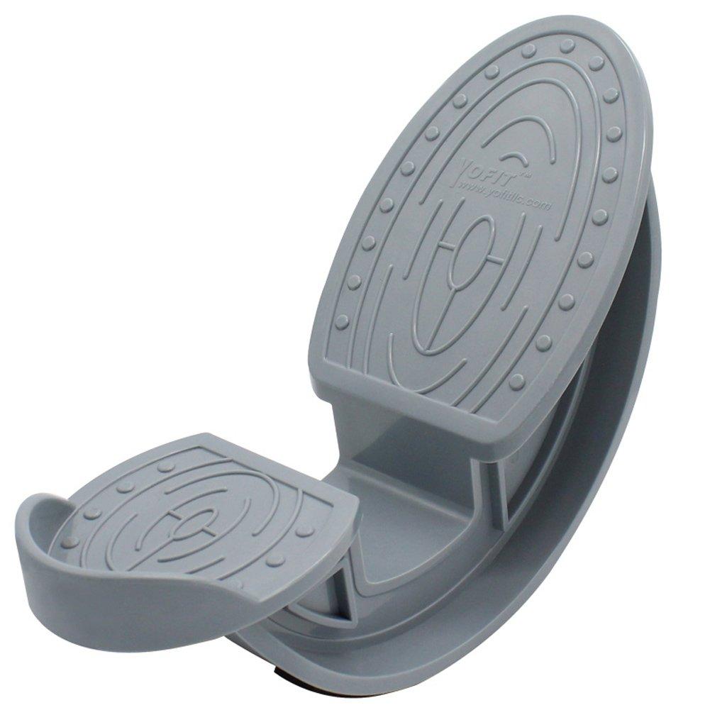 YOFIT Foot Rocker,Foot Stretcher Ankle Stretcher Upgrade,Grey,YOF109