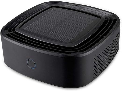 CONRAL Purificador de Aire Fresco con energía Solar para ...