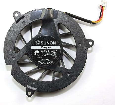 Power4Laptops Ventilador para Ordenadores portátiles Compatible con Acer Aspire 5920: Amazon.es: Informática