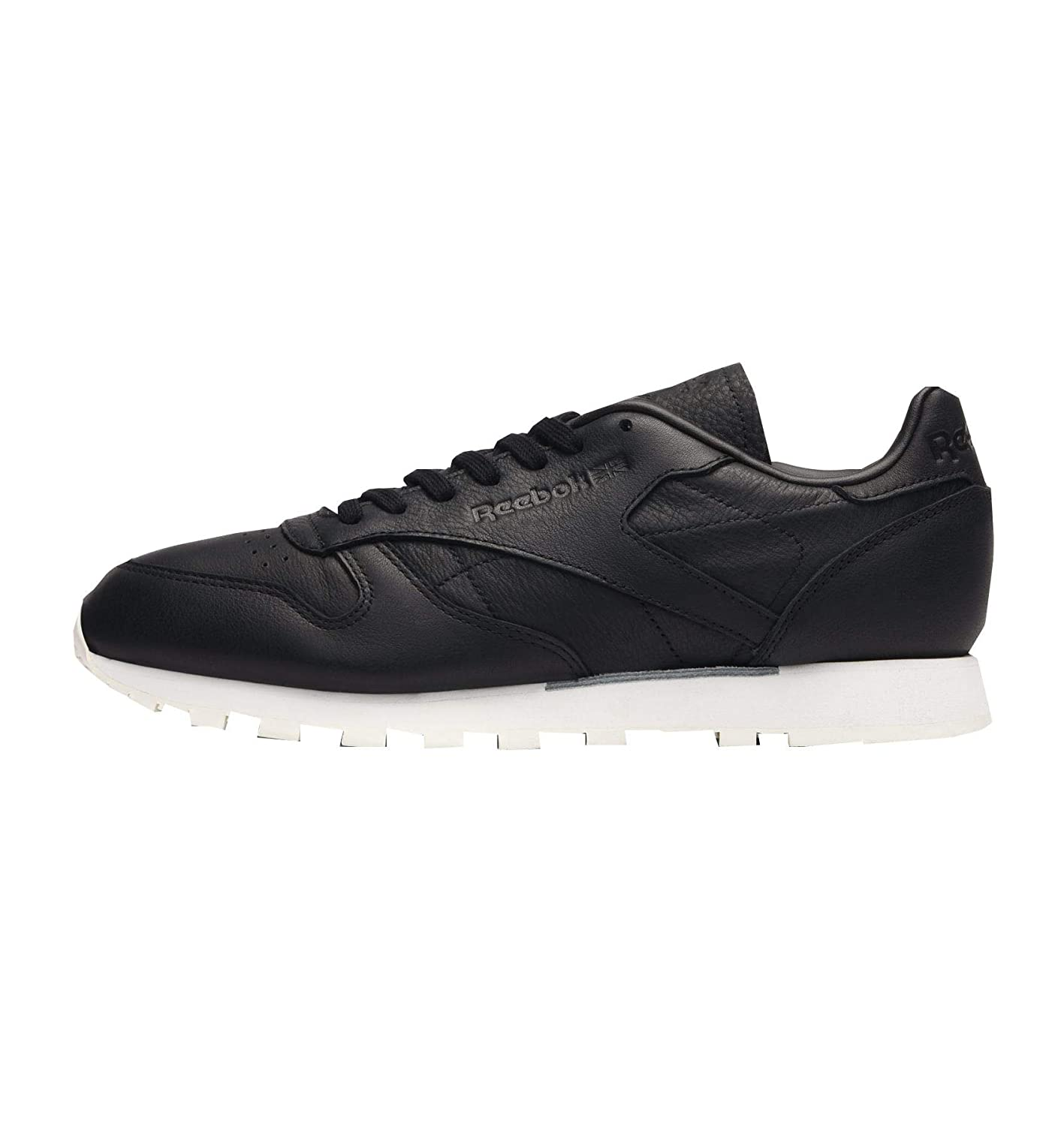be6931d5a247 Reebok Classic Leather  Old Meets New  Mens Trainer BD1906 Black  Amazon.co. uk  Shoes   Bags