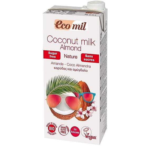 ECOMIL COCO ECO ALMENDRA NATURE 1L