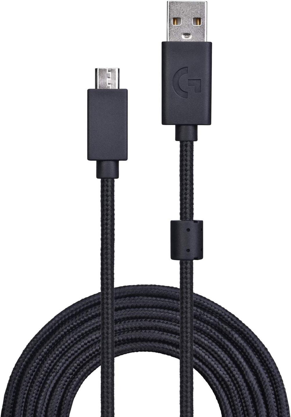 Cable USB 2mt para Logitech Artemis Spectrum G633/G933