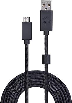 Logitech Câble de charge micro Usb Remplacement de
