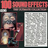 100 Sound Effects: The Ultimate Collection Volume 3