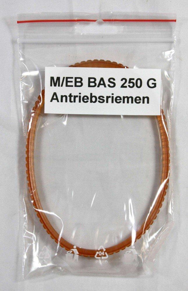 Antriebsriemen / Rippenriemen fü r die Bandsä genmaschine Elektra Beckum BAS 250 G / Metabo BAS 250 G Shopbox24