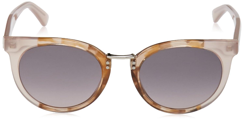 BOSS by Hugo Boss Mens Boss 0874//s Rectangular Sunglasses 57 mm BLACK