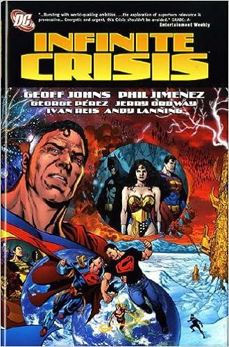 Infinite Crisis: Amazon.es: Geoff Johns, Phil Jimenez, Jerry ...
