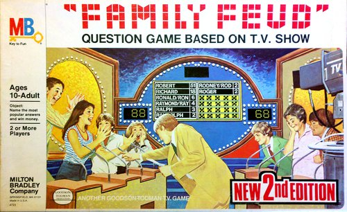 family feud board game 2nd edition - 4