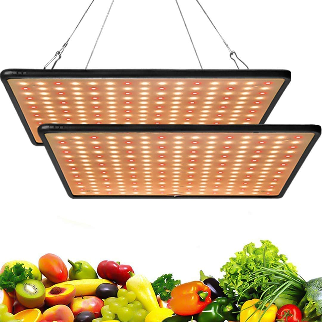 Greensindoor LED Grow Lights for Indoor Plants ,Upgrade Sunlight Plant Lamp for Indoor Plants Seedling Vegetable and Flower