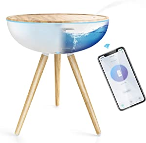 Smart Essential Oil Diffuser 1000ML, Maxcio Wifi Aromatherapy Diffuser for Large Room APP & Voice Control Work with Alexa & Google Home 3 Mist Mode Timer Ultrasonic Humidifier for Home, Office & Bedroom