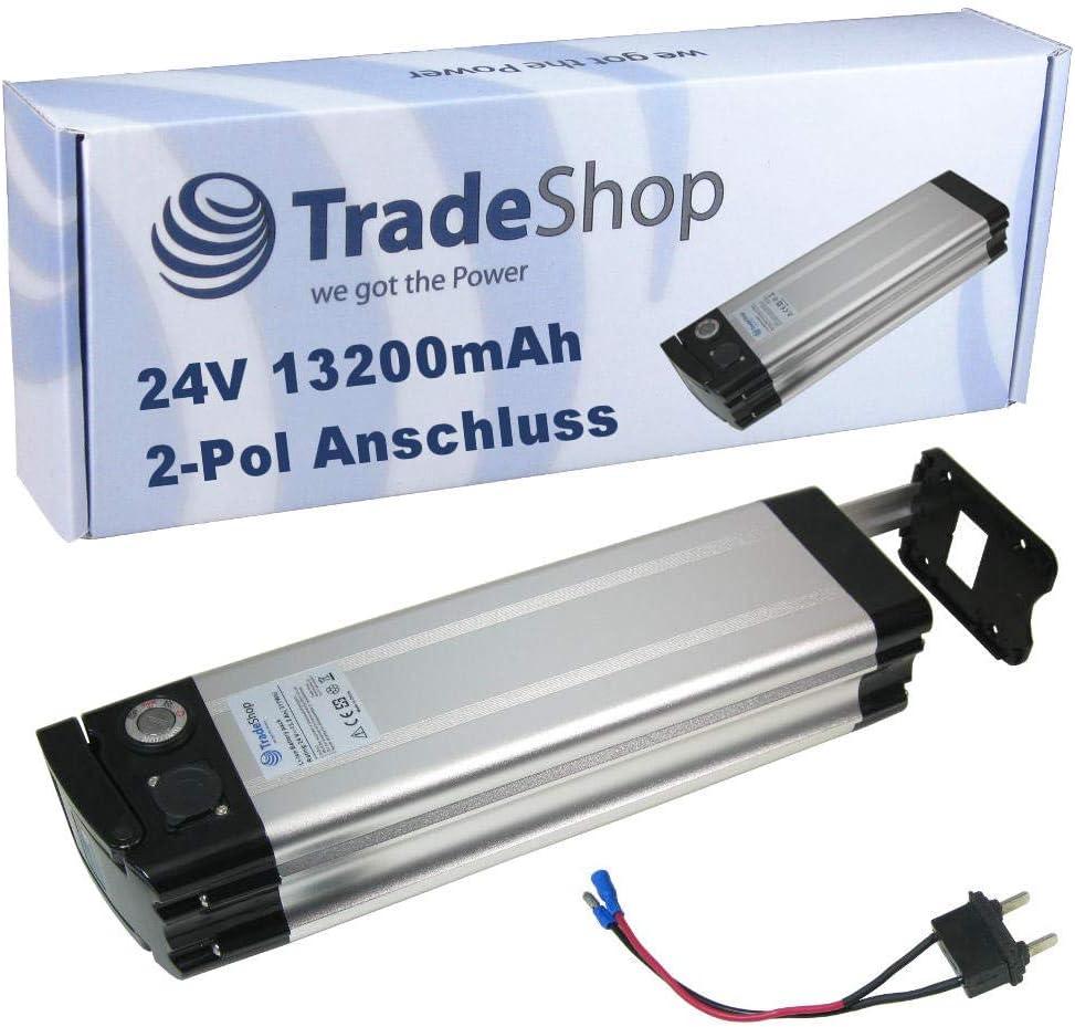 24V E-Bike XH259-10J Batterie Samsung Vélo Electrique Lithium-ion und Chargeur