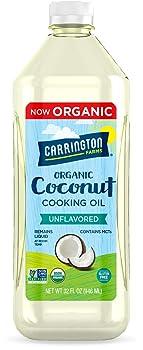Carrington Farms Liquid Coconut Oil