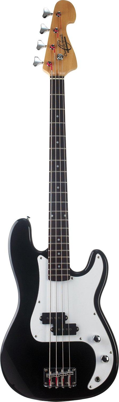 Oscar Schmidt Electric Bass 3/4 Size - Black OB25B