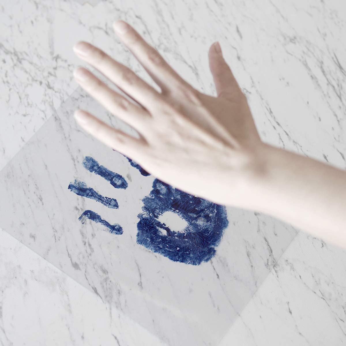 Baby Handprint Keepsake Kit Light Box Print Your all Family Hands Family Art Handprint Touch Frame with Led Light