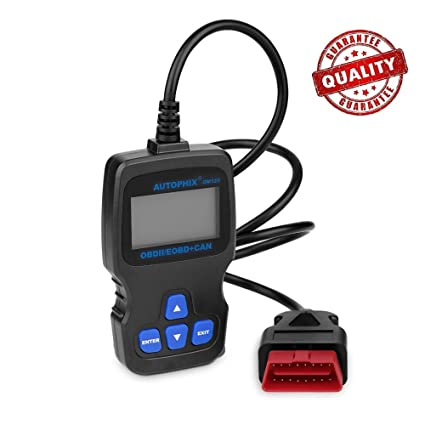 Vehicle Code Reader >> Amazon Com Obd Ii Scanner Car Vehicle Code Reader For 2000
