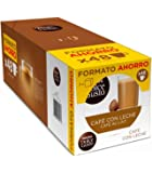 DOLCE GUSTO café con leche 48 cápsulas caja 370 gr
