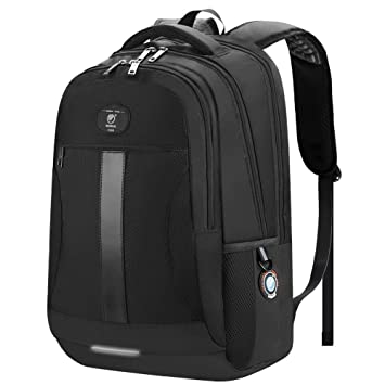 Anti-Theft Laptop Backpack, 15 6 Inch Business Travel Work Computer  Rucksack with USB Charging Port, Water Resistant Large College/High School  Bag for
