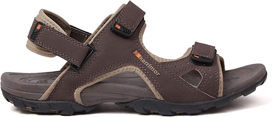 Karrimor Mens Aruba 2 Adjustable Breathable Walking Sandals UK11 Khaki